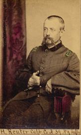 Capt Herman Reuter