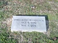 James Scott McFadyen