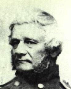 Maj Alfred Mordecai, Sr