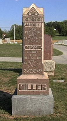 Jacob F Miller