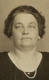 Lucy Mae <i>Krebs</i> Markel