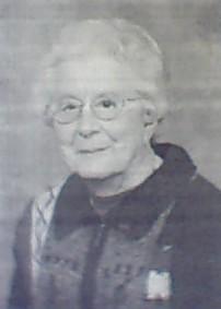 Gertrude Trudy <i>Van Sickle</i> Clapper