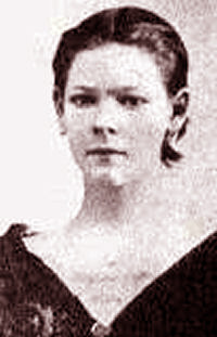 Matilda J. Tillie <i>Pierce</i> Alleman