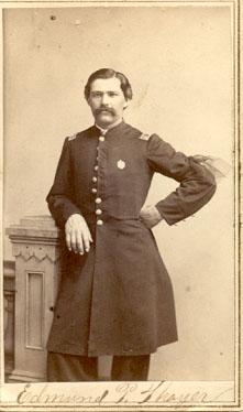 Capt Edmund P Thayer