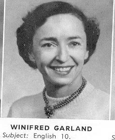 Winifred <i>Grawe</i> Garland