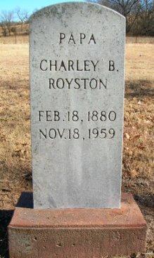 Charley B. Royston