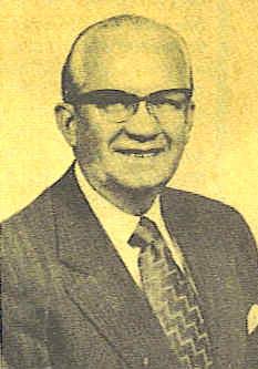 Rev Edwin Burris