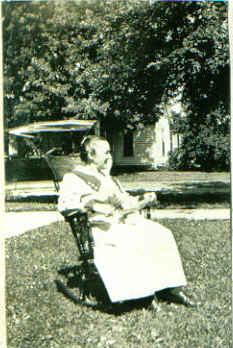 Delilah Jane <i>Albright</i> Green
