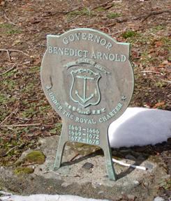 Benedict Arnold, I
