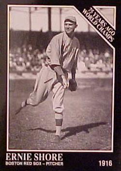 Ernie Shore