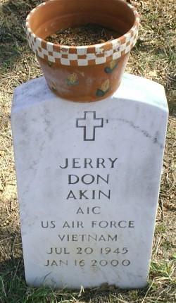 Jerry Don Akin