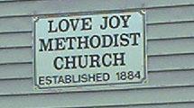 Love Joy Cemetery