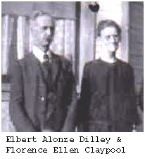 Florence Ellen <i>Claypool</i> Dilley