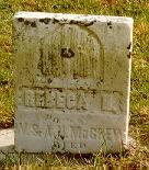 Rebecca H McGrew