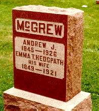 Andrew J McGrew