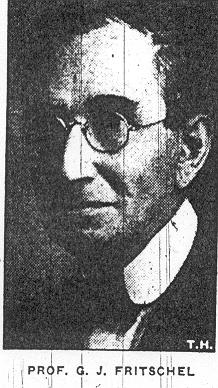 Rev George John Fritschel