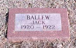 Jack Ballew