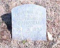 Louvenia Mae Campbell