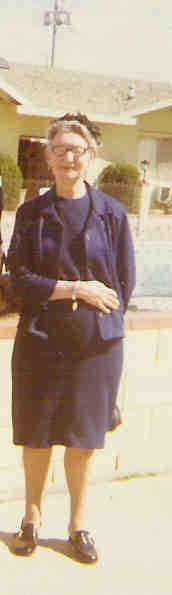 Mary (Mae) Mildred Brejcha