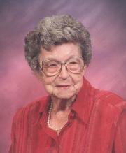 Wilma Maxine <i>Parker</i> Buckley