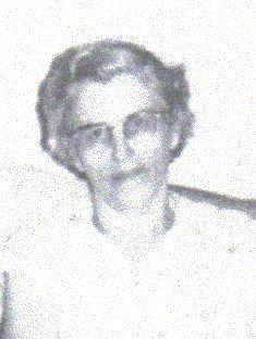 Lucy Mae <i>Burdette</i> Thomas