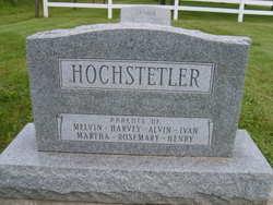 Ben R Hochstetler