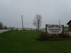 Fairview Mennonite Cemetery