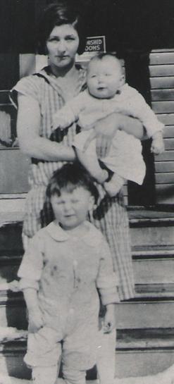 Mary Dora Elizabeth <i>Gipson</i> Stroder