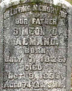 Simeon D. Almand