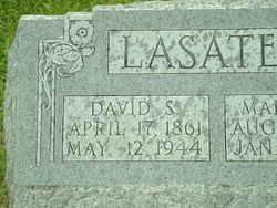 David Standepie Lasater