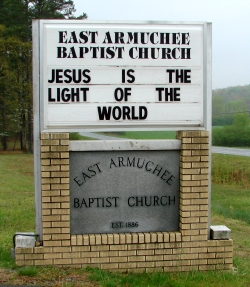 East Armuchee Cemetery