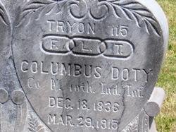 Columbus Doty