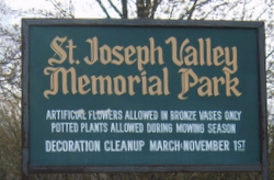 Saint Joseph Valley Memorial Park