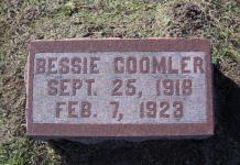 Bessie Coomler
