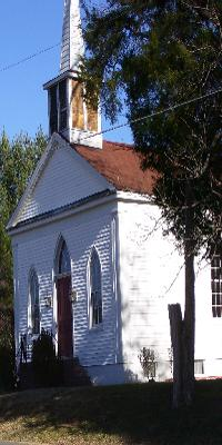 Saint Davids Episcopal Church Cemetery