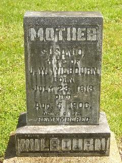 Martha Susan <i>Deadmond</i> Wilbourn