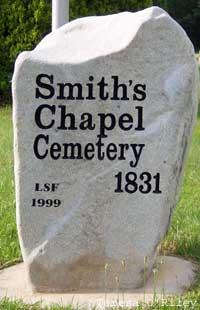 Smith's Chapel Cemetery