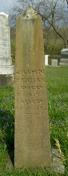 John M. Yerian