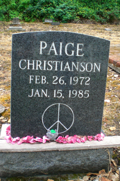Paige Tortola Christianson