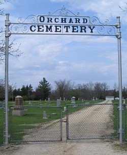 Orchard Cemetery