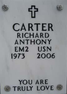 Richard Anthony Carter