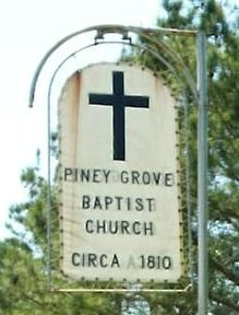 Piney Grove Baptist Church Cemetery