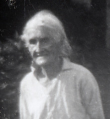 Mary Laurine Mollie <i>Cline</i> Allred