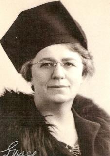Grace Mae <i>Newton</i> Davis