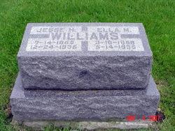 Jesse H Williams