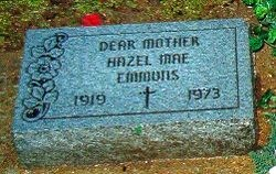 Hazel Mae <i>Lambert</i> Emmons
