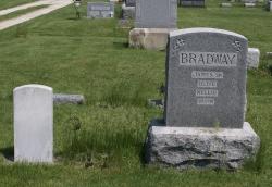 Pvt James Walter Bradway