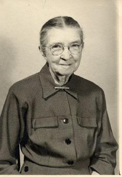 Elizabeth Aunt Lizzie Hatch