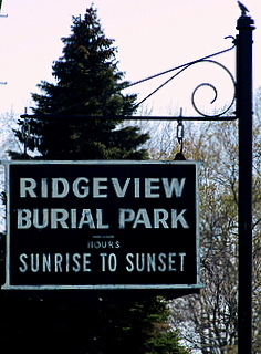 Ridgeview Burial Park