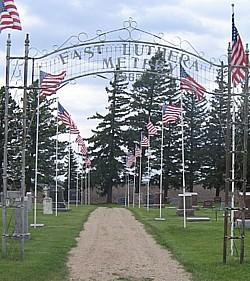 East Freeborn Lutheran Church Cemetery